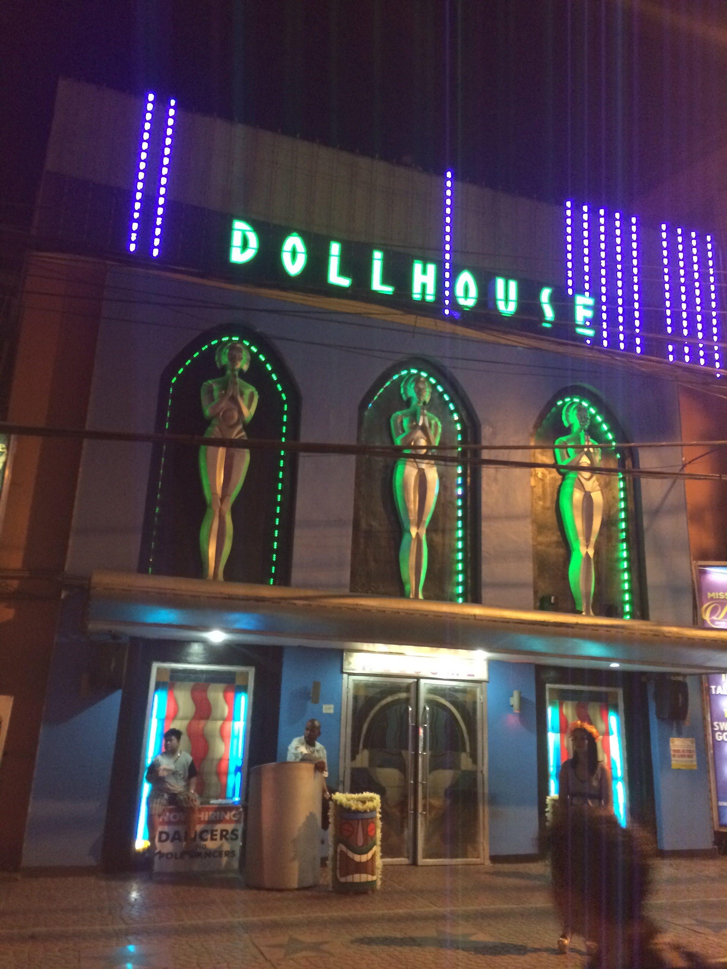 2017年初秋、日曜夜のDOLL HOUSEに行ってみた件