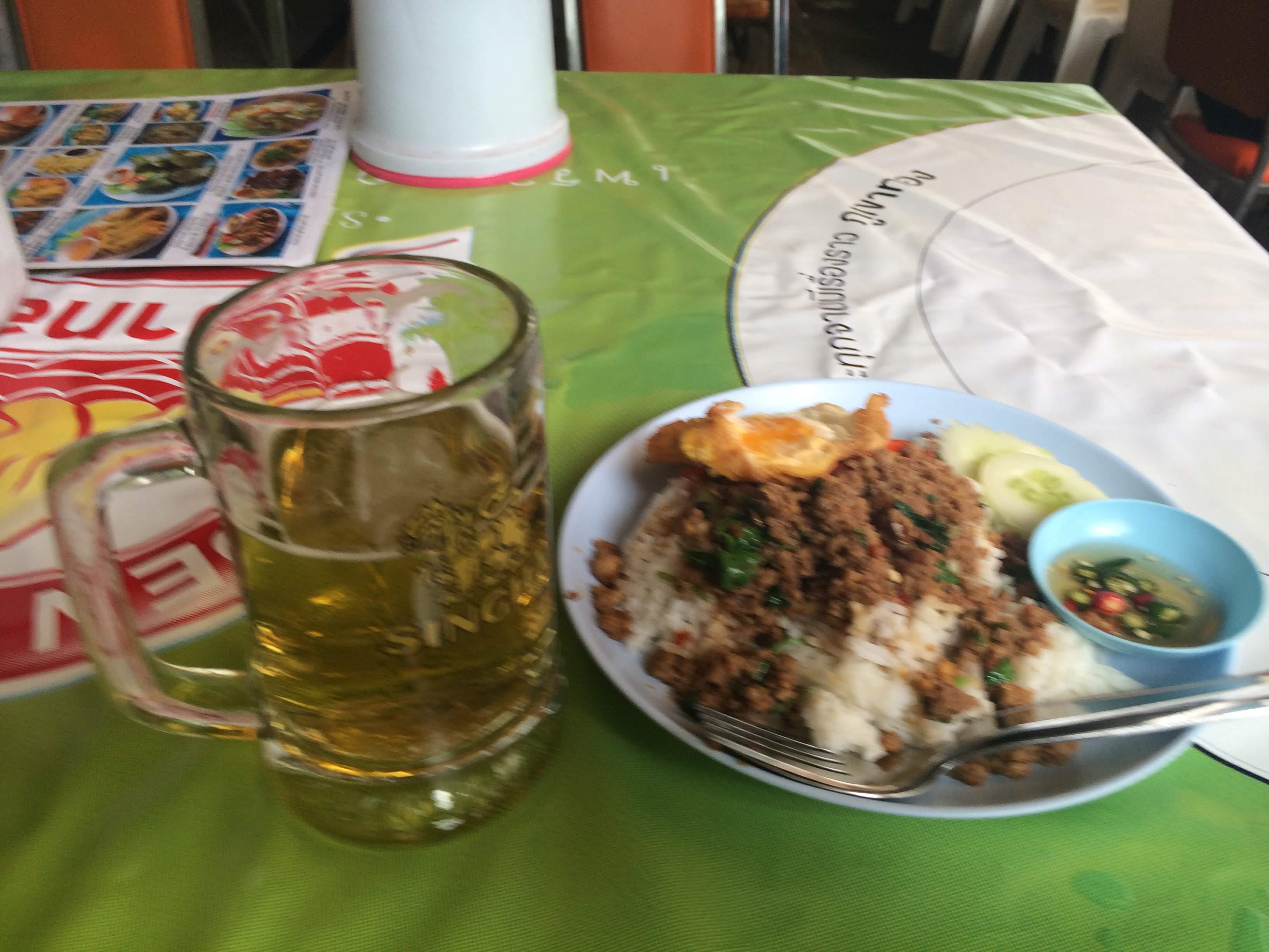 2018年初夏に訪れたバンコクでスダーレストラン(Suda restaurant)に行ってみた件