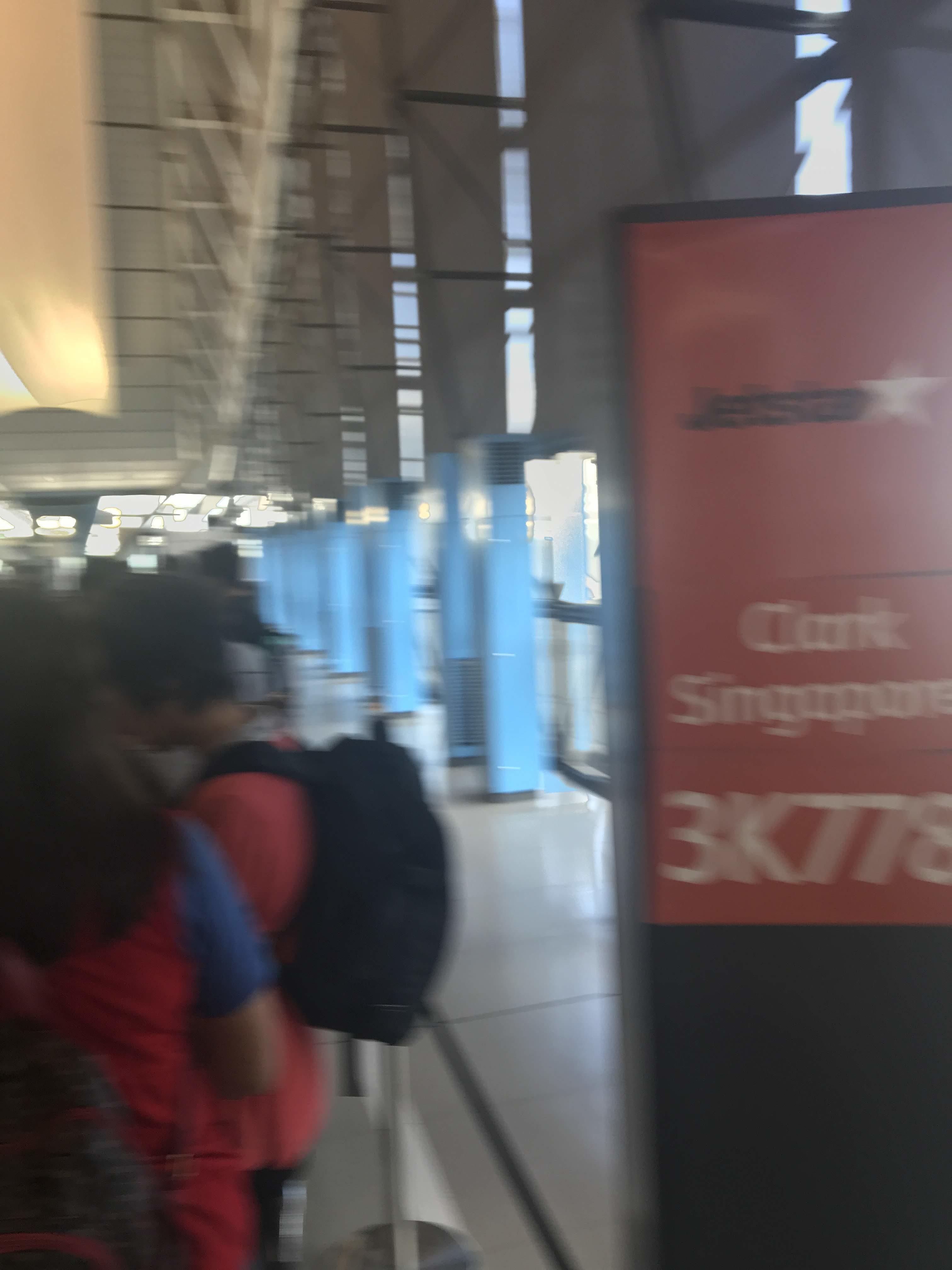 2019年初秋に関西国際空港からクラーク(アンヘレス)国際空港までジェットスター・アジア航空を利用してみた件